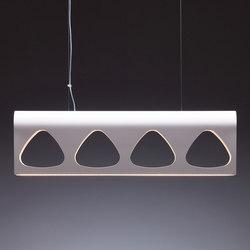 "PLZ15 ""Caravelle"" Pendant lamp | Suspended lights | Tecnolumen"