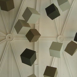 Abso Cubes Acoustiques | Suspensions acoustiques | Texaa®