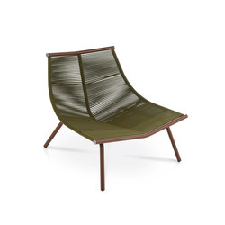 LAZE Lounge chair | Sessel | Roda