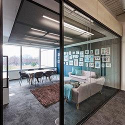 Strato | Plafond respirant | Panneaux de plafond | Texaa®