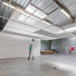 Breathing Ceiling Strato | Acoustic ceiling systems | Texaa®