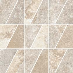 Ardesie Beige | Mosaico Trapezio | Mosaici ceramica | Rondine
