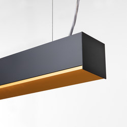 Drupl70 sharp office compliant | Suspended lights | Modular Lighting Instruments