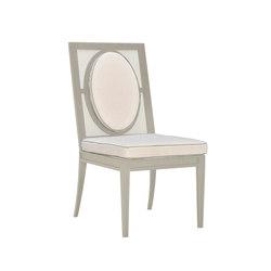 SAVANNAH SIDE CHAIR | Chairs | JANUS et Cie