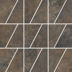 Ardesie Multicolor | Mosaico Trapezio | Mosaïques céramique | Rondine