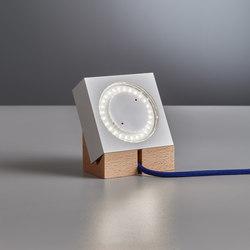 "MLON12 ""Square"" table lamp | Table lights | Tecnolumen"