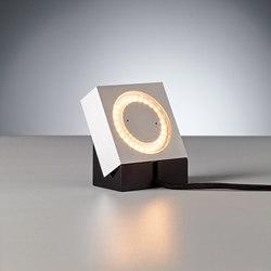 "MLON12 ""Square"" table lamp | Lámparas de sobremesa | Tecnolumen"