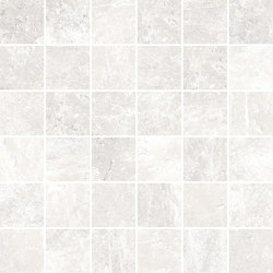 Ardesie White | Mosaico | Mosaïques céramique | Rondine