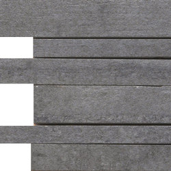 Betonage Anthracite | Muretto | Ceramic tiles | Rondine