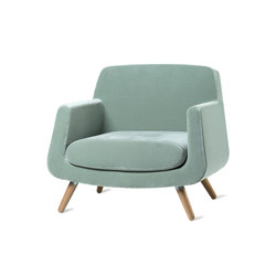 Jeffersson F-263 | Armchairs | Skandiform