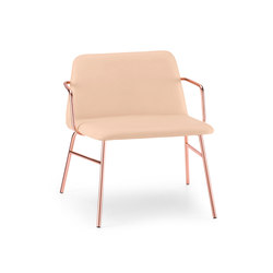 Bardot Lounge Met-Tu-Cb | Armchairs | Trabà