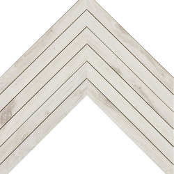 Bricola Bianco | Spina | Ceramic tiles | Rondine
