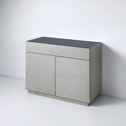 Elina 90 | Buffets / Commodes | Dade Design AG concrete works Beton