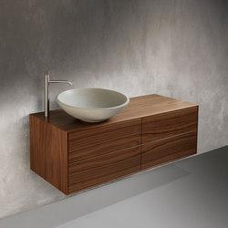 Salone | Wash basins | Dade Design AG concrete works Beton