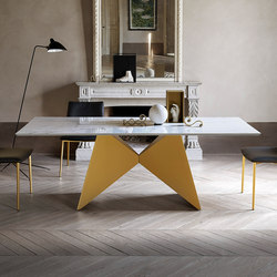 Gemini | Restaurant tables | Ronda design