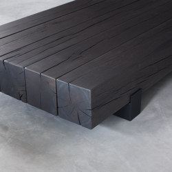 Beam coffee table | Mesas de centro | Van Rossum