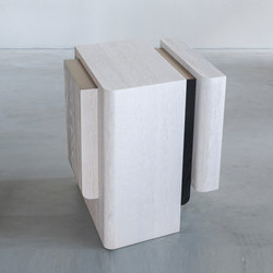 Kitale – Side table Block | Side tables | Van Rossum