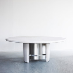 Kitale – Dining table extra large round | Dining tables | Van Rossum