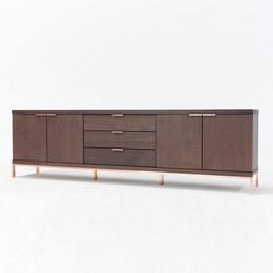 Nota Bene sideboard | Buffets / Commodes | Van Rossum