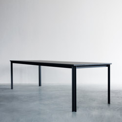 Raster table | Dining tables | Van Rossum