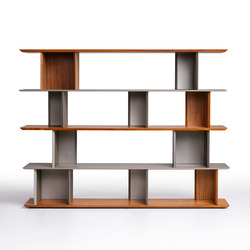 Libera 45 | Office shelving systems | Ronda design