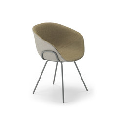 iko soft chair | 06A | Sillas | Alias