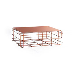Wire 1 | Coffee tables | Ronda design