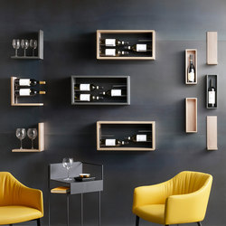 Wine bar | Shelving | Ronda design