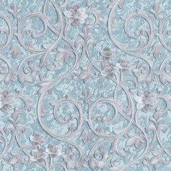 STATUS - Papel pintado barroco EDEM 9016-39 | Revestimientos de paredes / papeles pintados | e-Delux