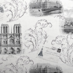 STATUS - Paris wallpaper EDEM 9050-10 | Wall coverings / wallpapers | e-Delux