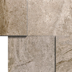 Class Taupe | Mosaico 3D MSP | Carrelage céramique | Rondine