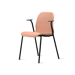 Timeout KS-110 | Visitors chairs / Side chairs | Skandiform