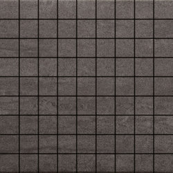 Contract Grey Naturale | Mosaico | Ceramic mosaics | Rondine