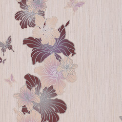 Versailles - Flower wallpaper EDEM 108-33 | Wall coverings / wallpapers | e-Delux