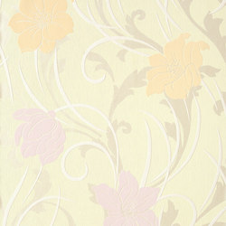 Versailles - Flower wallpaper EDEM 111-35 | Wall coverings / wallpapers | e-Delux