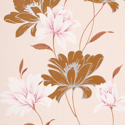 Versailles - Papel pintado flores EDEM 168-31 | Revestimientos de paredes / papeles pintados | e-Delux