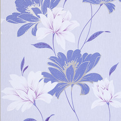 Versailles - Flower wallpaper EDEM 168-32 | Wall coverings / wallpapers | e-Delux