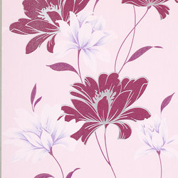 Versailles - Flower wallpaper EDEM 168-34 | Wall coverings / wallpapers | e-Delux