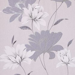 Versailles - Papel pintado flores EDEM 168-36 | Revestimientos de paredes / papeles pintados | e-Delux