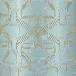 Versailles - Graphical pattern wallpaper EDEM 507-25 | Wall coverings / wallpapers | e-Delux
