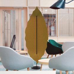 DAPHNE | Freestanding acoustic totem | Schalldämpfende freistehende Systeme | Slalom