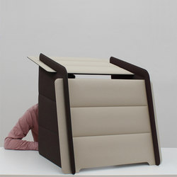 ECObooth | Acoustic panel for desks | Table accessories | Slalom