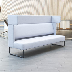 FourUs® 3-Seater | Divani | Four Design