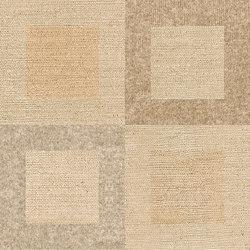 Denim | Square Beige Decoro Rettificato | Carrelage céramique | Rondine