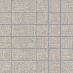 Denim Light Grey | Mosaico | Ceramic mosaics | Rondine