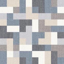 Denim | Decoro Tetris Rettificato | Baldosas de cerámica | Rondine