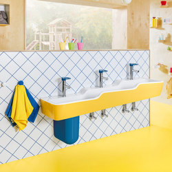 O.Novo Kids Multiple Washbasin | Wash basins | Villeroy & Boch