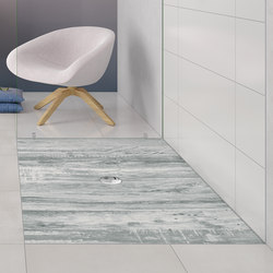 ViPrint Inspired By Nature | Shower trays | Villeroy & Boch
