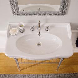 Castellana | 90 | Wash basins | Scarabeo Ceramiche