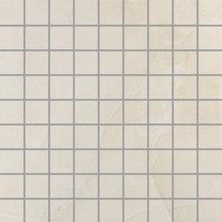 Elegance Onice Bianco | Mosaico | Mosaïques céramique | Rondine